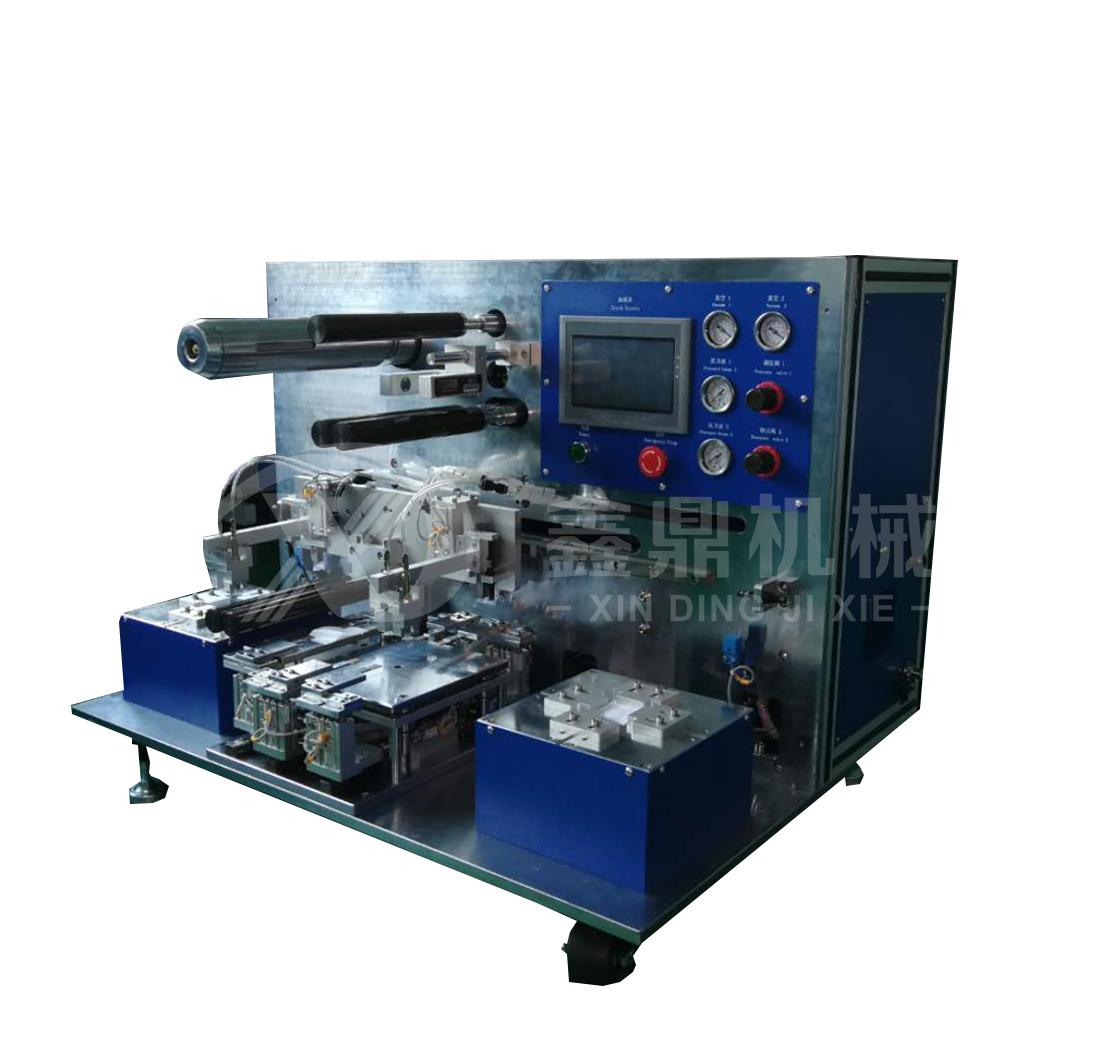 XD - RB - DP300 semi-automatic lamination machine