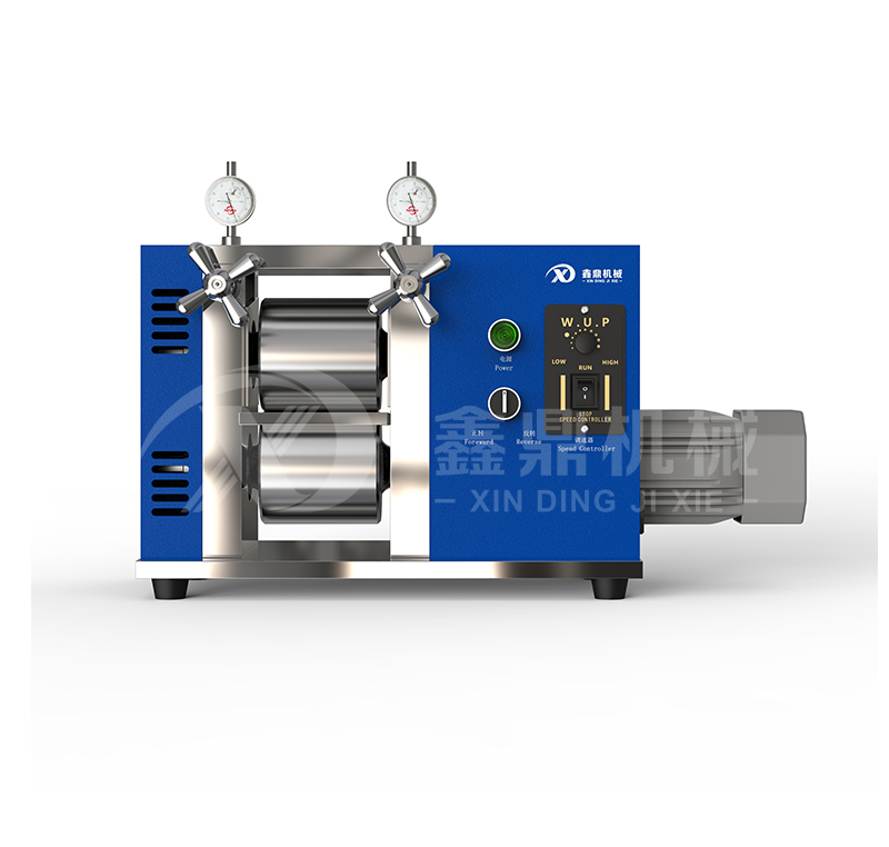 XD - DL100 electric roller machine